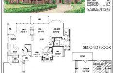 Single Family House Floor Plans Awesome Two Story House Plan C6081