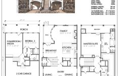 Single Family House Floor Plans Elegant 2 Story House Plan New Residential Floor Plans Single