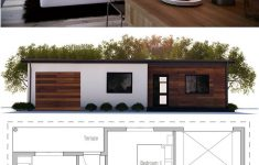 Single Story Small House Plans Unique Small House Plan Single Story Home Plan