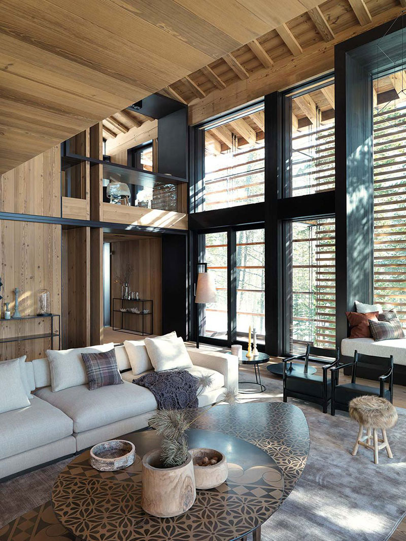 Ski Chalet Interior Design Beautiful Modern Chalet Directly at the Ski Slopes In the Swiss Alps