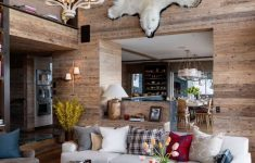 Ski Chalet Interior Design Unique Fabulous Ski Chalet Offers An Idyllic Away In The Swiss