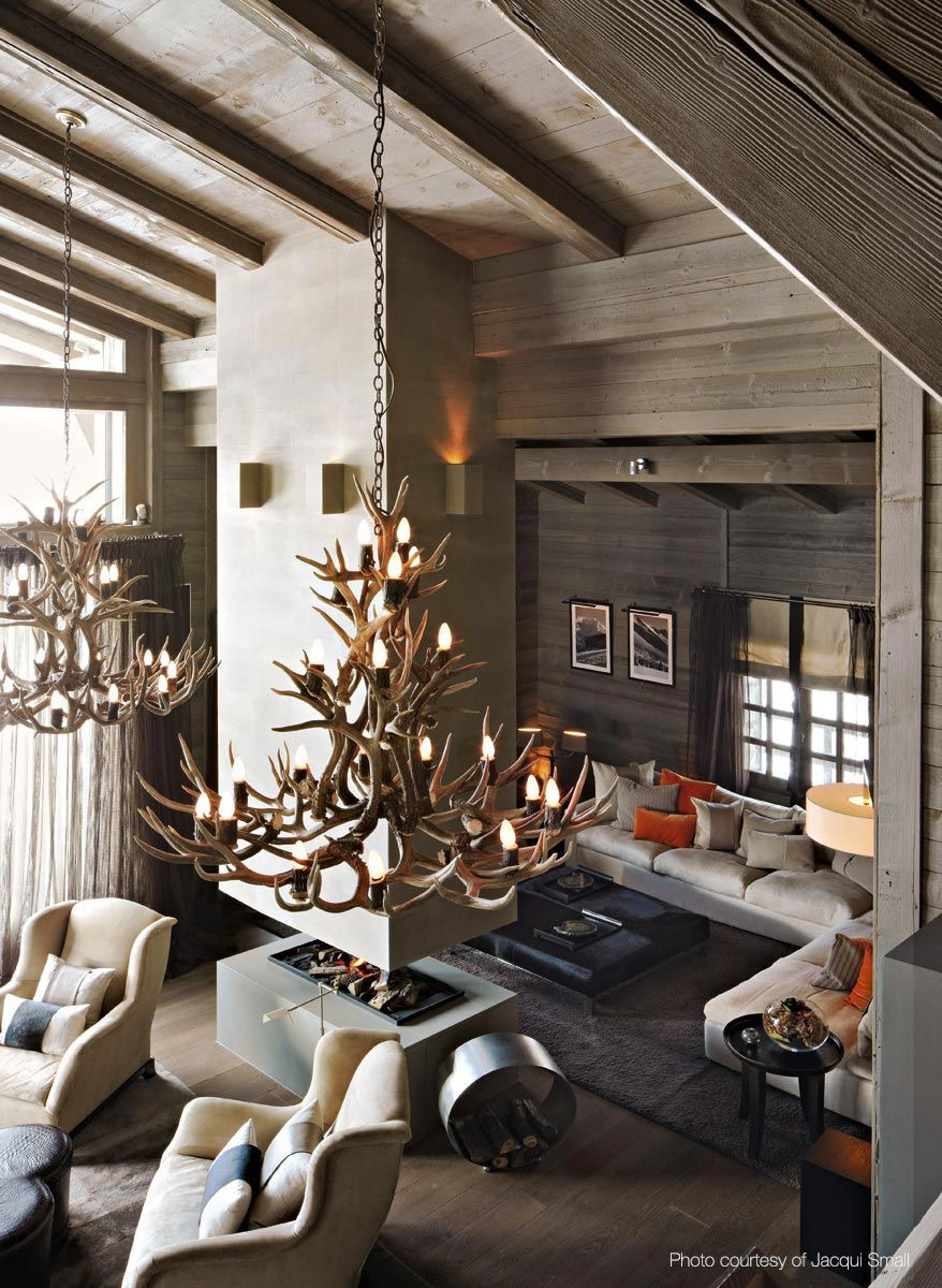 Ski Chalet Interior Design Unique the 10 Best Interior Design Projects by Kelly Hoppen