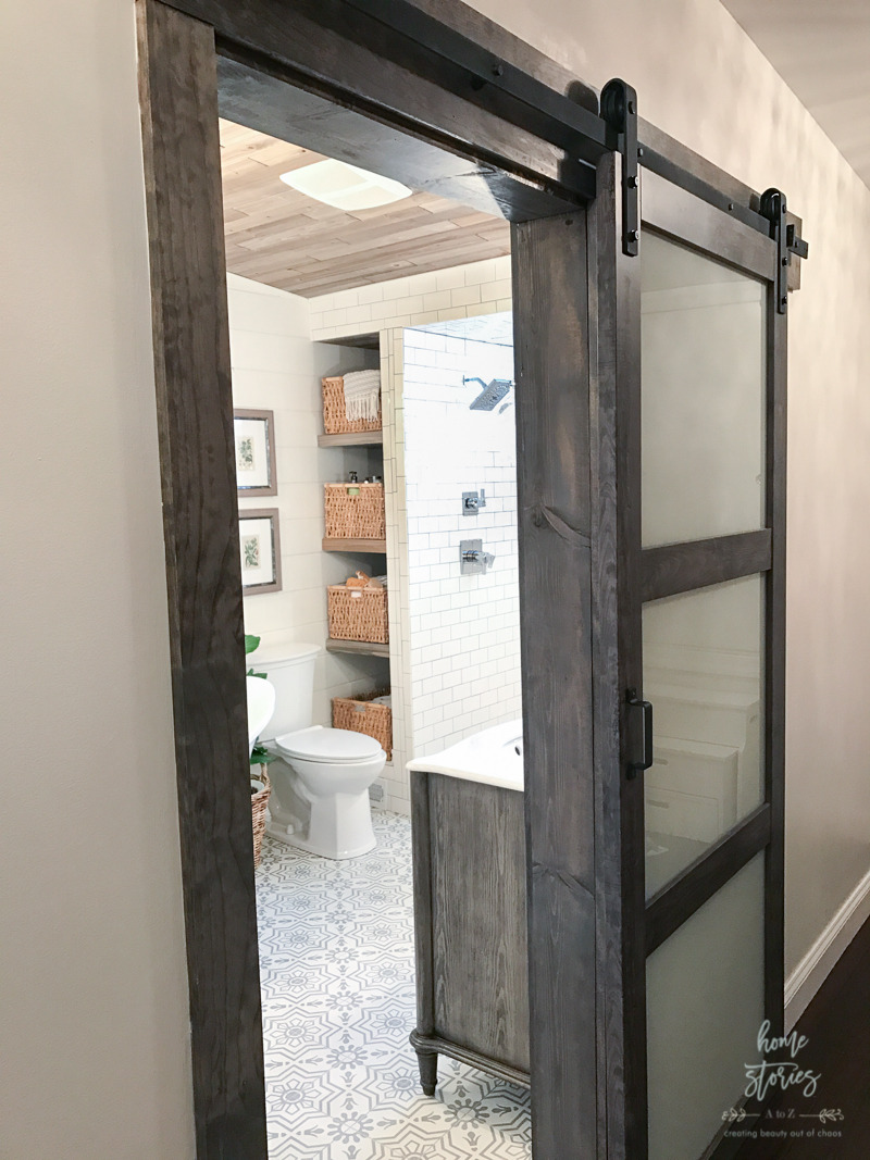 barn door bathroom vanity mirror cabinet small sliding hardware for best wall affordable premade doors