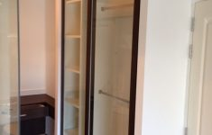 Sliding Glass Door Cabinet New Wardrobe With Clear Glass Sliding Doors Siam Bangkok The