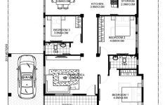 Small 3 Bedroom Floor Plans Lovely Home Design Plan 15x20m With 3 Bedrooms In 2020 With Images
