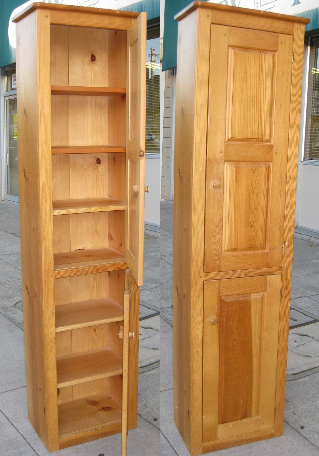 Small Cabinet with Doors Best Of Tall Narrow Cabinet with Doors