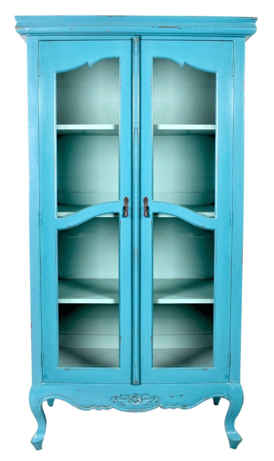 Small Cabinet with Glass Doors Fresh Turquoise Tall Narrow Cabinet with Glass Door In Classic
