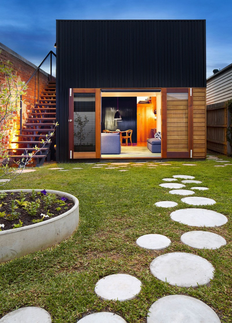 Small Eco House Plans New the Brunswick House is Cozy Eco Friendly and Enjoys A Nice