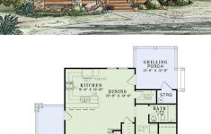 Small House Floor Plans With Porches New Pin On Small Home