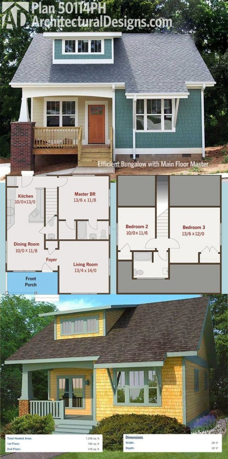 Small House Plans with Pictures 2020