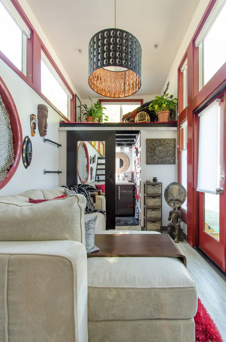 Small Houses On Wheels Plans 2021