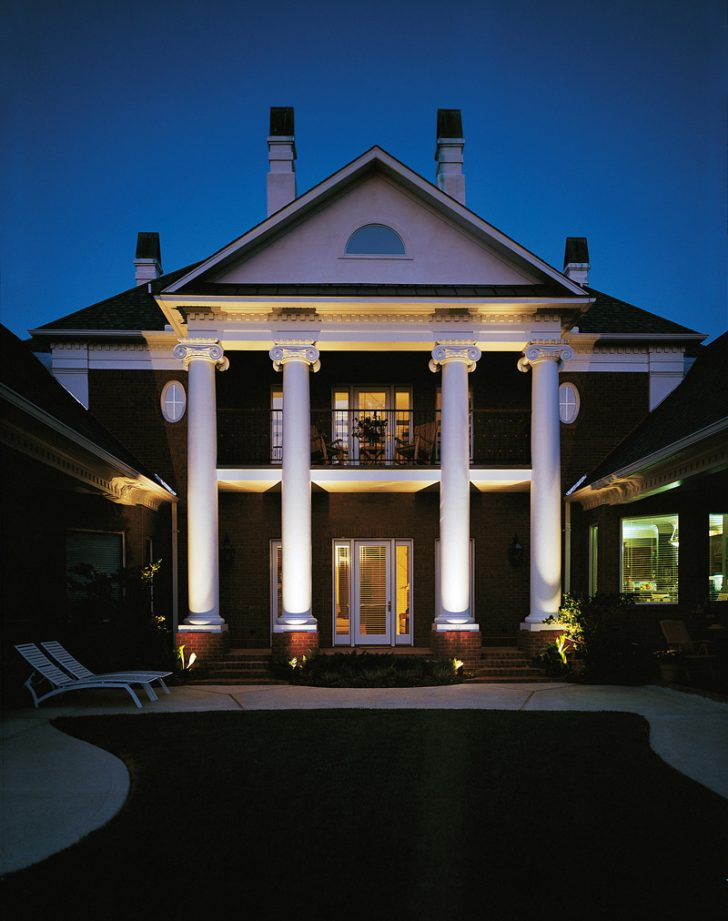 Southern Luxury House Plans 2021