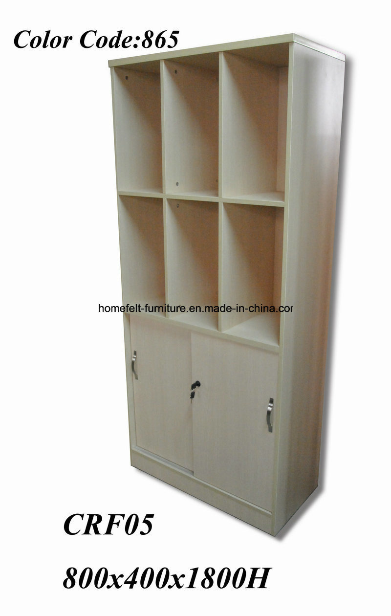 Customized Storage Cabinets with Locking Doors and Adjustable Shelves
