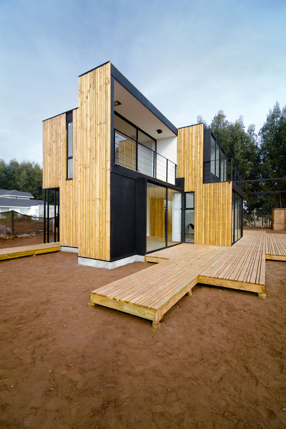 Structural Insulated Panels House Plans Awesome Gabriel Rudolphy Alejandro soffia · Sip Panel House · Divisare