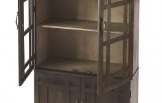 Tall Cabinet With Doors Awesome Butler Specialty Masterpiece Revival Dark Brown Tall Cabinet