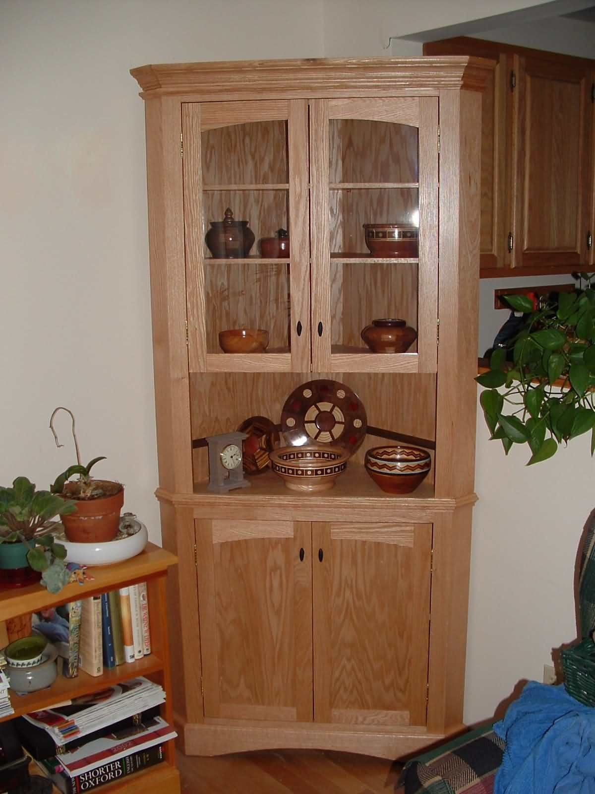 Tall Corner Cabinet with Doors Best Of Corner Cabinets Plans 2 1200—1600