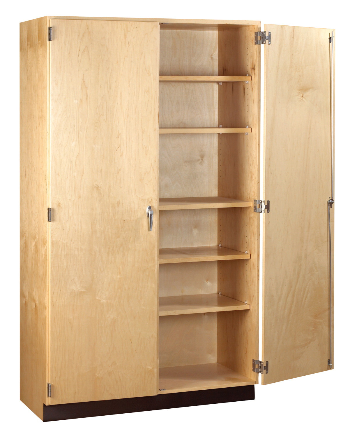 Tall Storage Cabinets with Doors Fresh Diversifed Woodcrafts Tall Storage Cabinet 48 X 22 X 84 Inches Maple Earth Friendly Uv