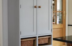Tall Wood Storage Cabinets With Doors Unique Stand Alone Wood Storage Cabinets