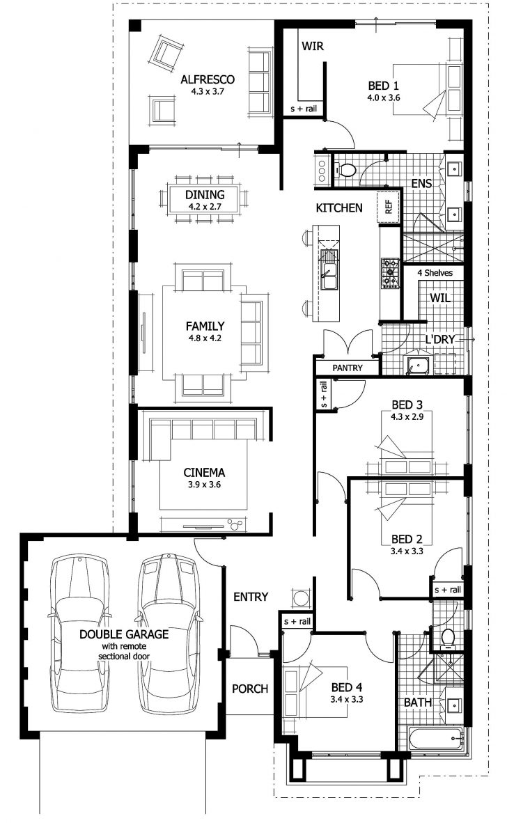 The Best House Plans 2020