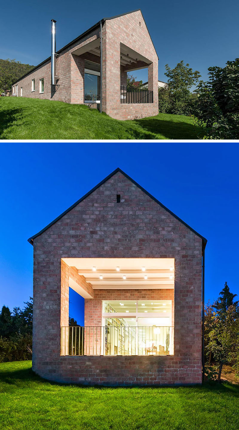 The Best Looking Houses Unique 14 Modern Houses Made Brick