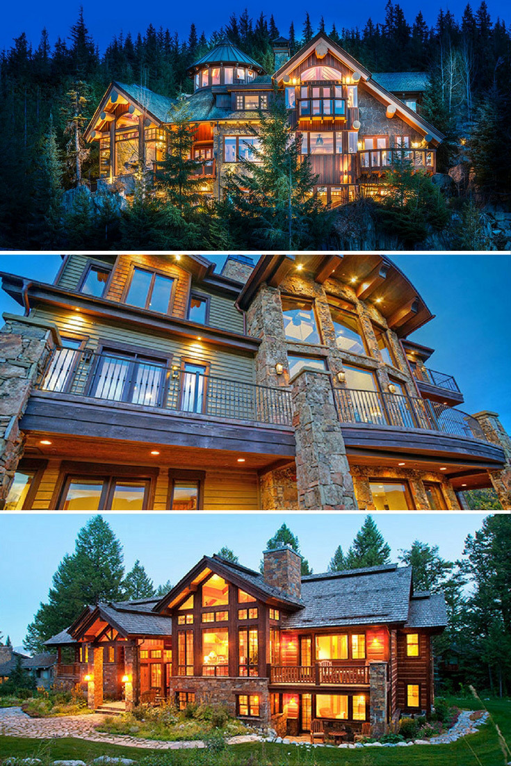 Luxurious Cabins