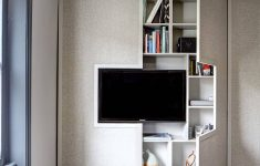 Tv Cabinets With Doors Unique Wall Tv Cabinet Storage
