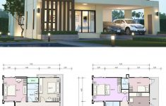 Two Floor House Plan Lovely House Design Plan 9 5x14m With 5 Bedrooms