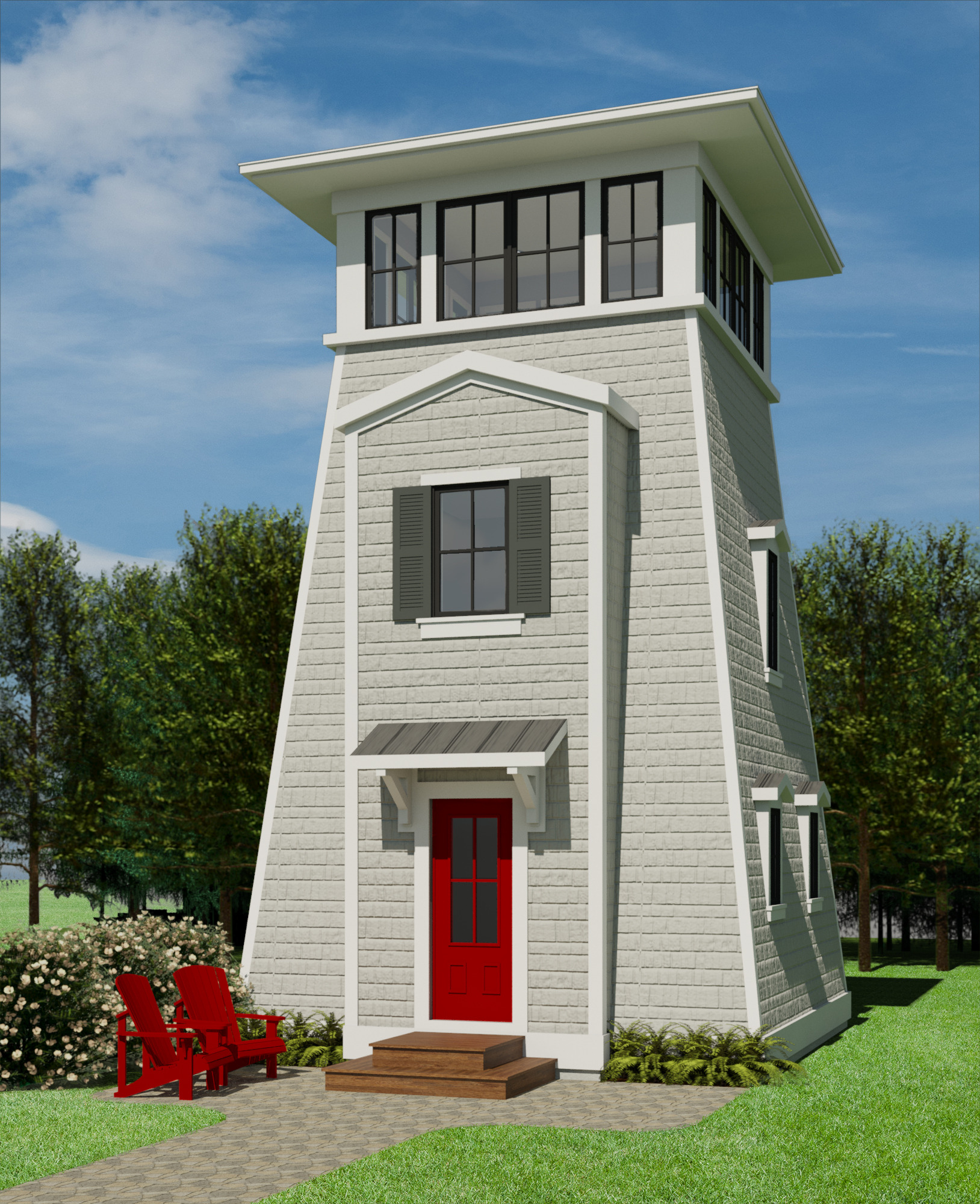 NOVA SCOTIA Tiny House Plans