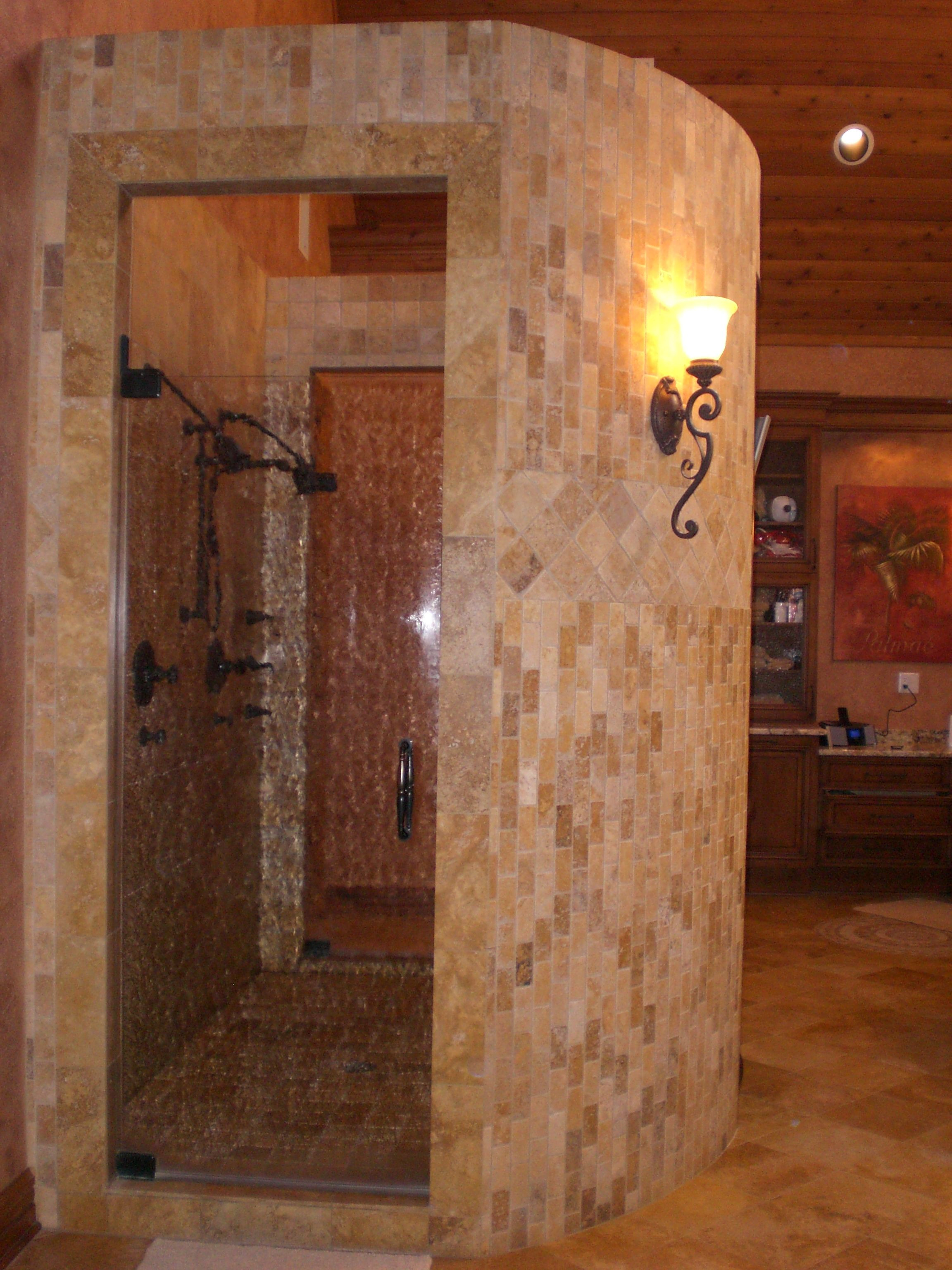 Walk In Shower Ideas without Doors Awesome Walk In Showers without Doors