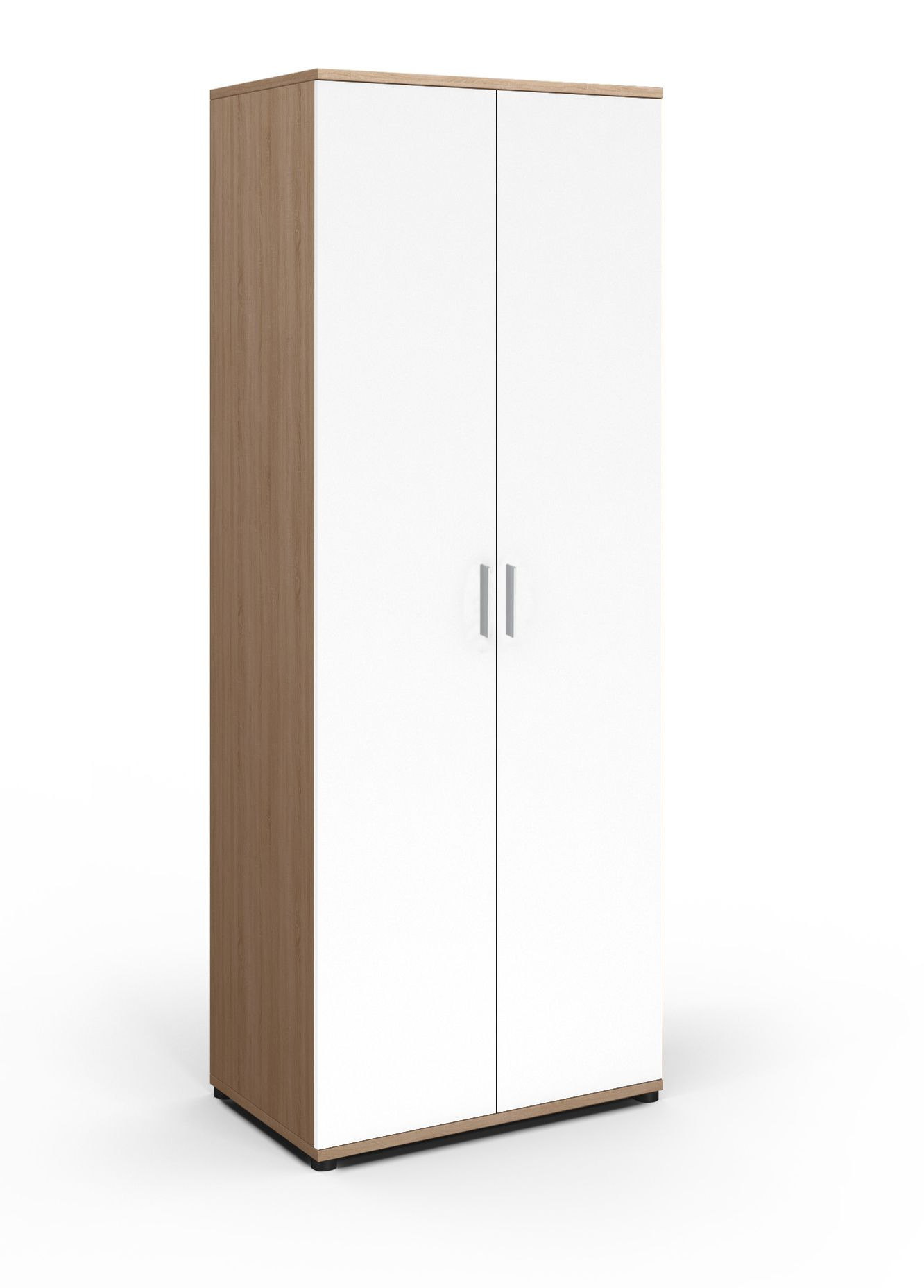 White Storage Cabinet with Doors Lovely andre Tall White Storage Cupboard with Adjustable Shelves