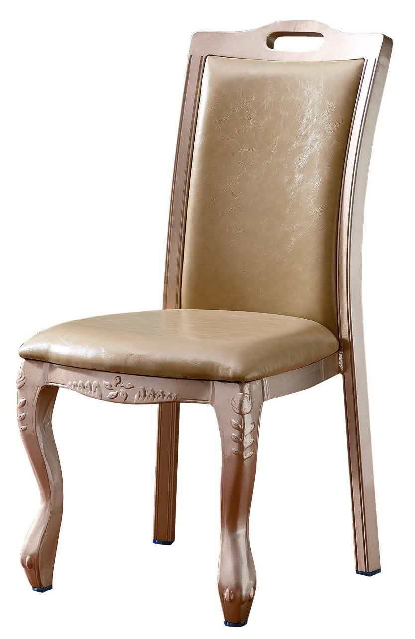 Wholesale Antique Furniture Suppliers Best Of wholesale French Classic Square Back Aluminium Dining Chair European Antique Linen Fabric Chair