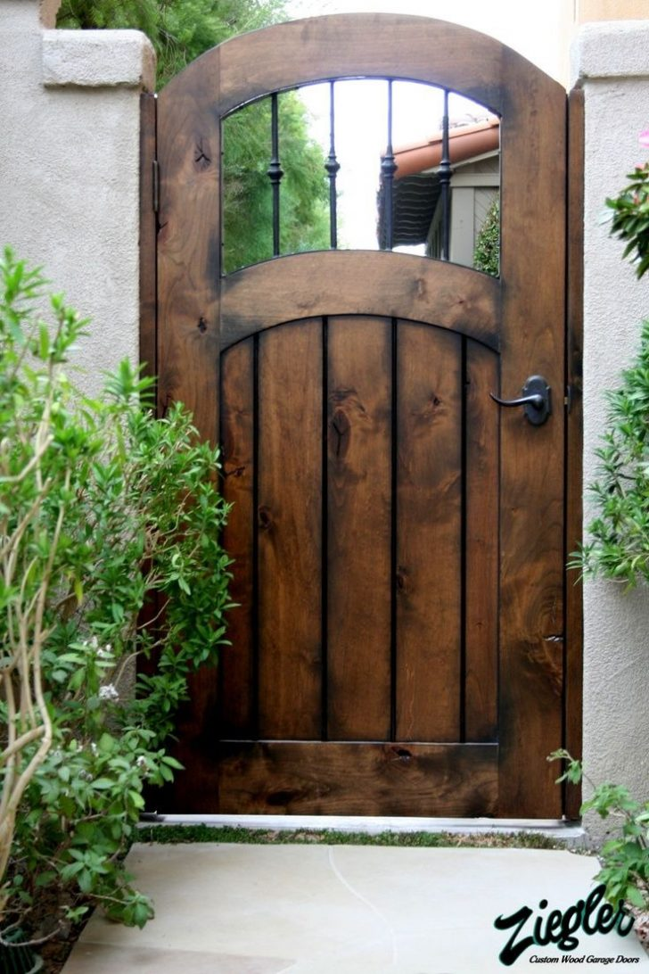 Wooden Gate Entrance Designs 2020