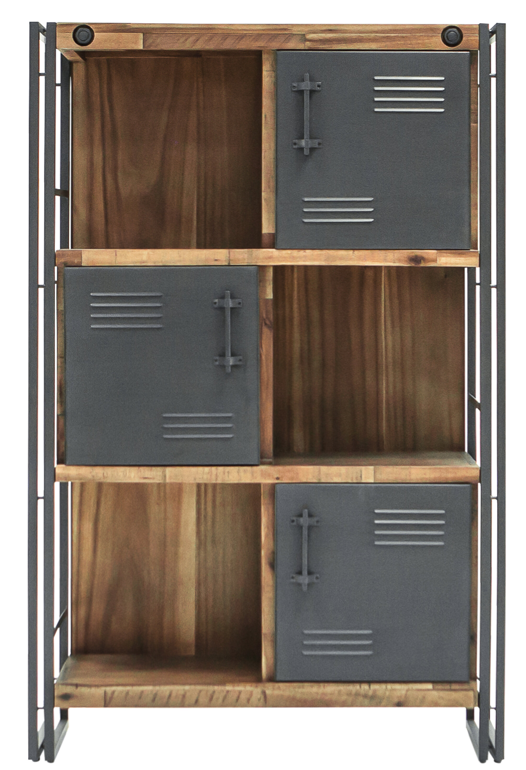 17 stories pettit 3 door accent cabinet w