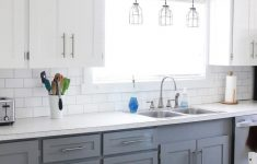 Applying Wood Trim To Old Kitchen Cabinet Doors Lovely Update Kitchen Cabinets Without Replacing Them By Adding Trim