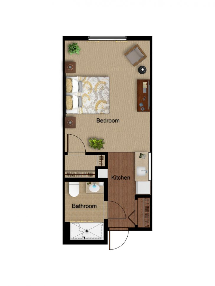 Assisted Living House Plans 2021