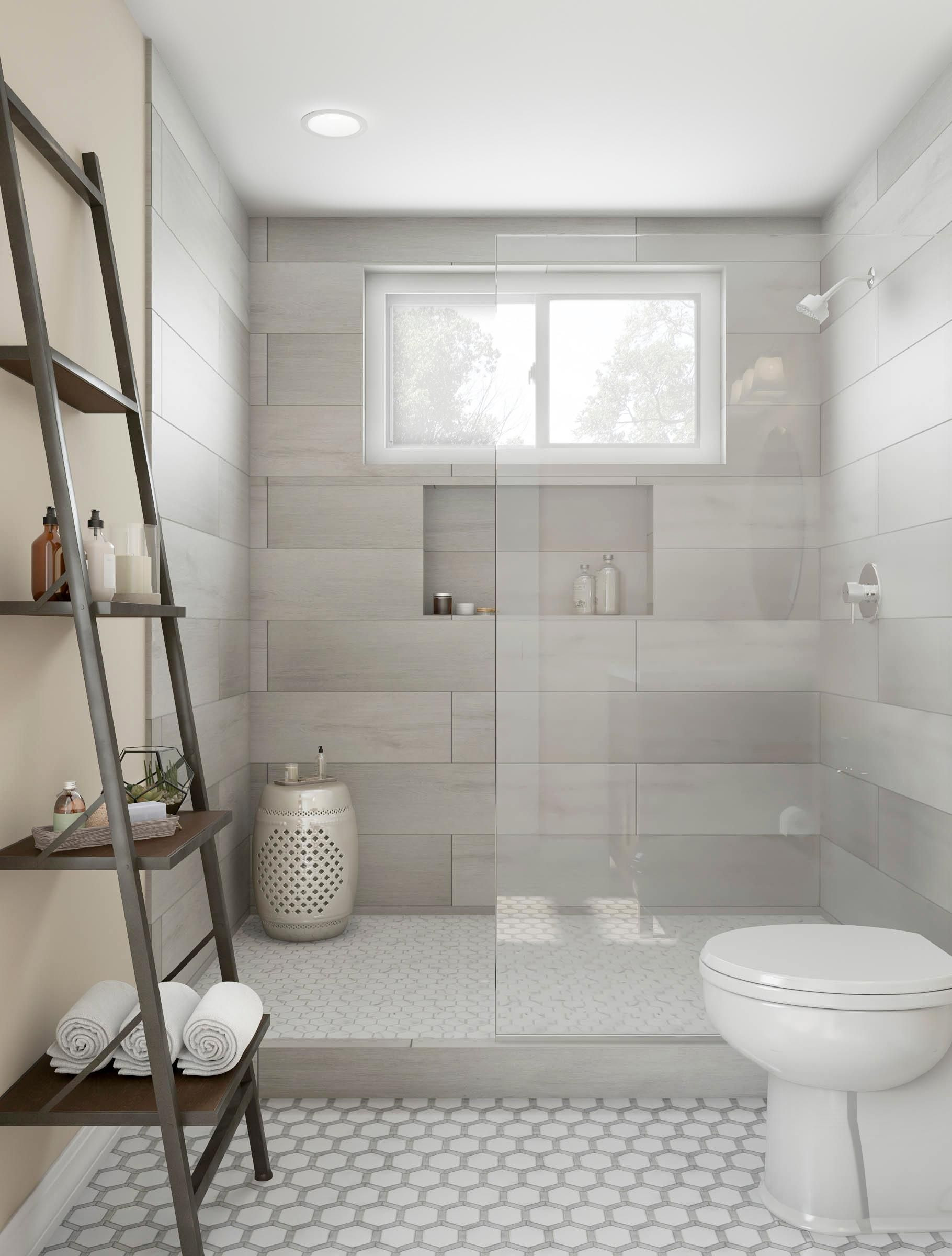 Awesome Walk In Showers Beautiful 10 Awesome Farmhouse Bathroom Tile Shower Ideas Walk In