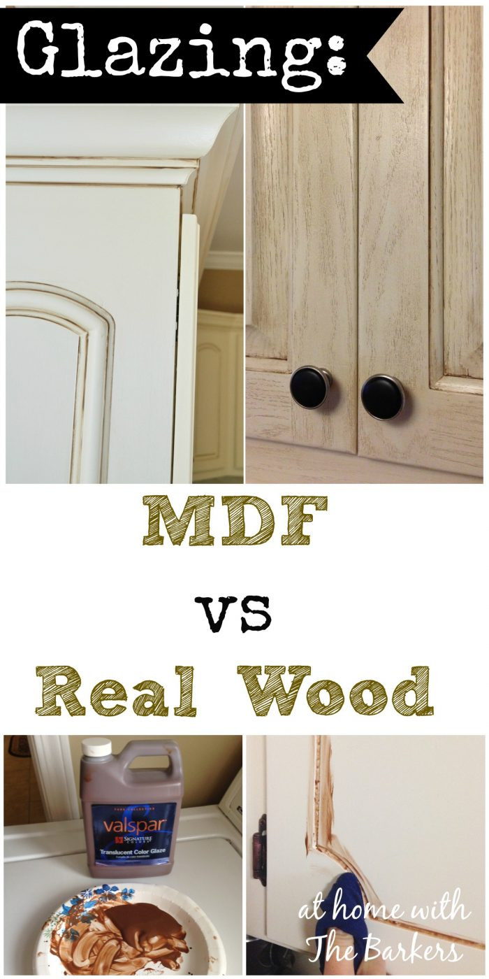 Glazing MDF versus Real Wood 700x1400