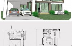 Beautiful Home Architecture Plans Lovely Home Design Plan 17x13m With 4 Bedrooms