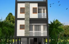 Best Bungalow Designs In The World Elegant Best Residential Design In 805 Square Feet – 203