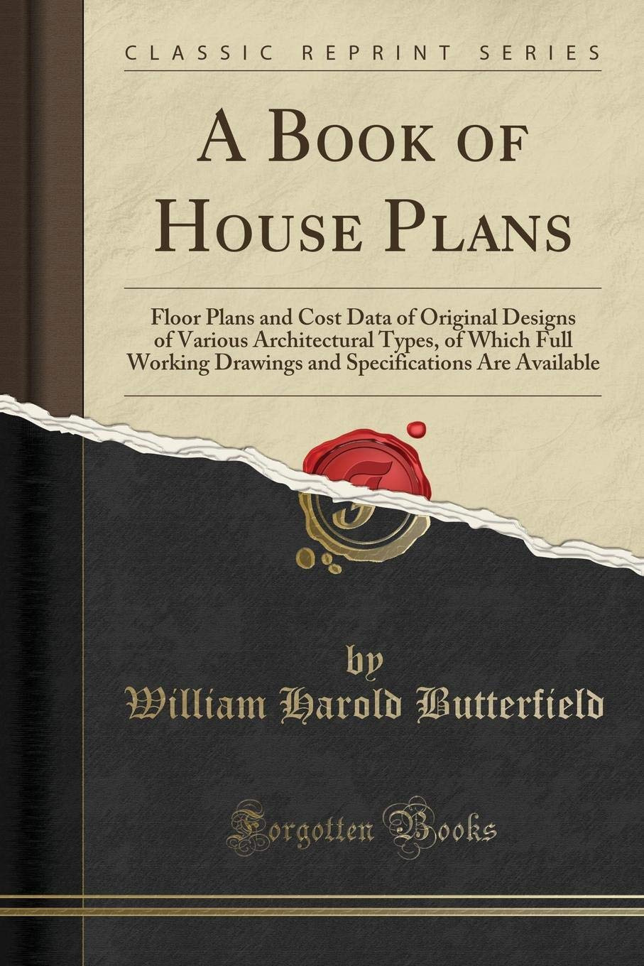 Books Of House Plans Awesome A Book Of House Plans Floor Plans and Cost Data Of original