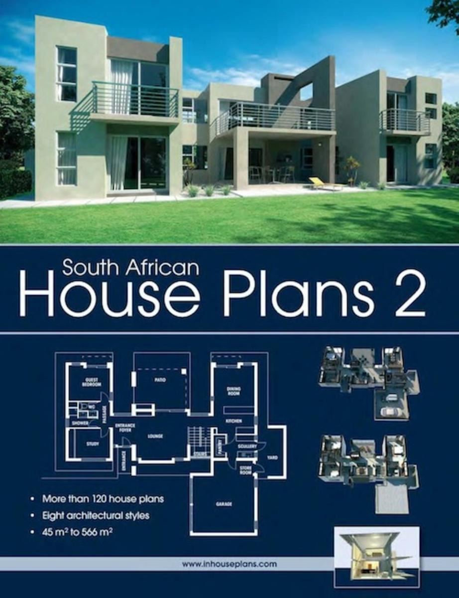 south african house plans 2 book 2000x