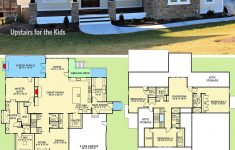 Build Own House Plans Fresh Plan Vv Upstairs For The Kids