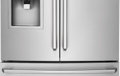 Cabinet Depth French Door Refrigerator Fresh Electrolux Wave Touch Series Ew23bc87ss