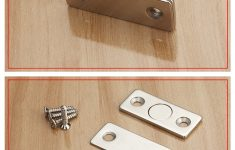 Cabinet Door Closers Beautiful 2pcs Set Strong Door Closer Magnetic Door Catch Latch Door