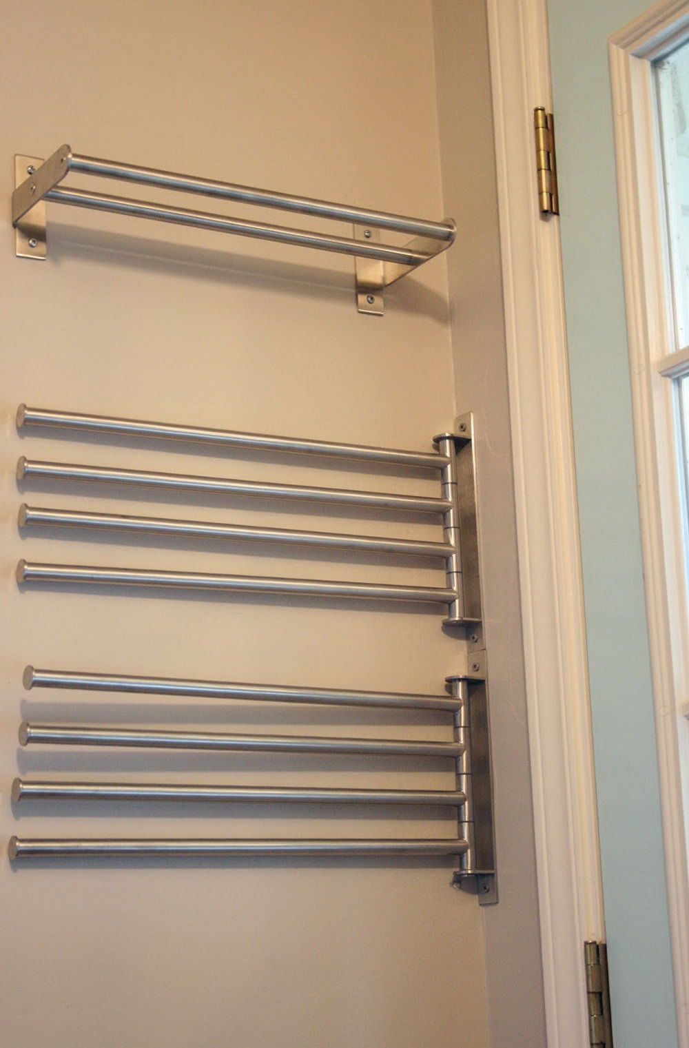 new drying racks for laundry rooms