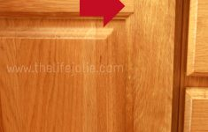 Cabinet Door Repair New Fixing A Cracked Cabinet Door