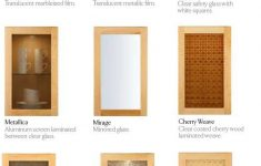 Cabinet Doors With Glass Beautiful Decorative Glass Panels For Cabinets