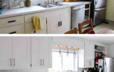 Cabinets Without Doors Beautiful Update Kitchen Cabinets For Cheap