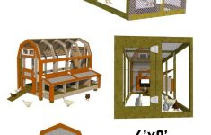 Chicken House Building Plans New 4x8 Chicken Coop Plans