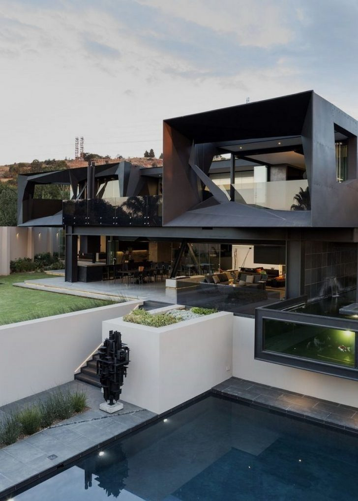 Cool Modern House Designs 2021
